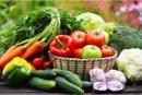 Légumes à tableaux en calories