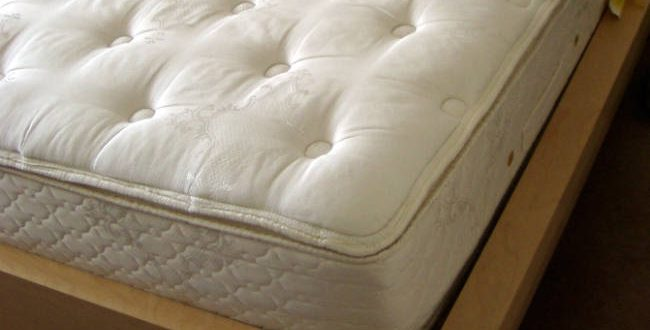 comment nettoyer un matelas facilement recette facile. Black Bedroom Furniture Sets. Home Design Ideas